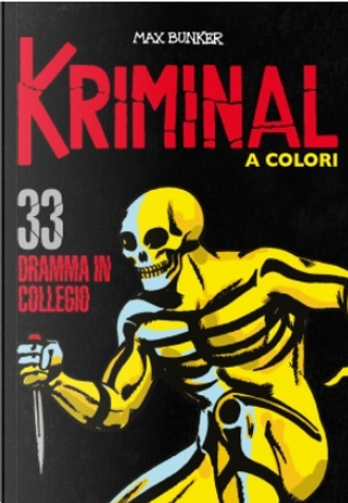 Kriminal a colori - Vol. 33 by Max Bunker