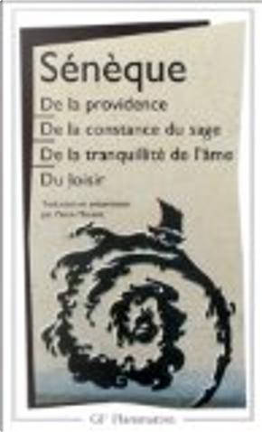 De la providence by Sénèque