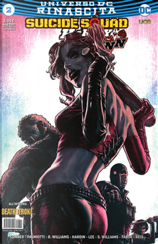 Suicide Squad - Harley Quinn #2 by Amanda Conner, Jimmy Palmiotti, Rob Williams