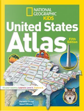 National Geographic Kids United States Atlas (Atlas ) by National Geographic Kids
