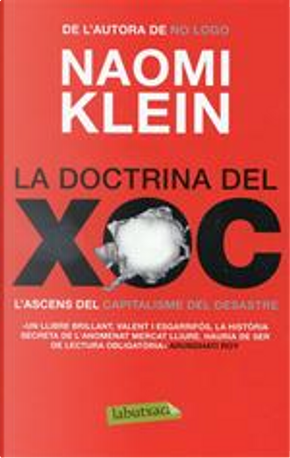 La doctrina del xoc by Naomi Klein