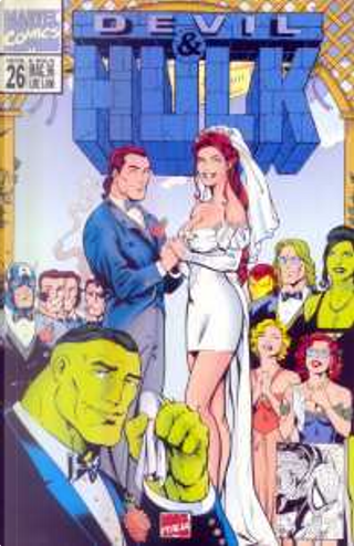 Devil & Hulk n. 026 by D.G. Chichester, Peter David