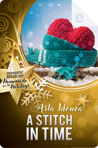A Stitch in Time by Asta Idonea