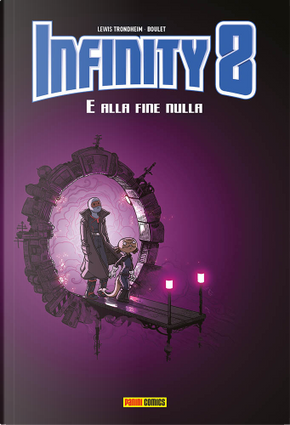 Infinity 8 vol. 7 by Boulet, Lewis Trondheim