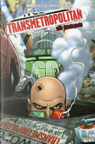 Transmetropolitan vol. 11 by Warren Ellis