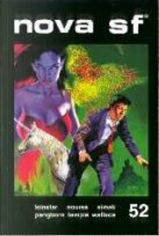 Nova SF* 52 - II serie by Alan E. Nourse, Clifford D. Simak, David Brin, Edgar Pangborn, F. L. Wallace, Murray Leinster, William F. Temple