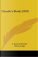Claude's Book (1919) by L. Kelway-Bamber