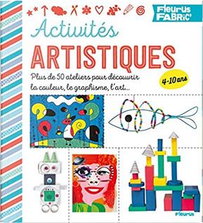 Activités artistiques by Mayumi Jezewski, Sandra Boursin, Virginia Arraga de Malherbe
