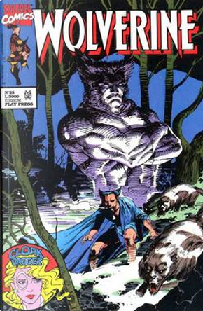 Wolverine n. 25 by Bill Mantlo, Chris Claremont, Chris Wozniak, Jo Duffy, John Buscema, June Brigman