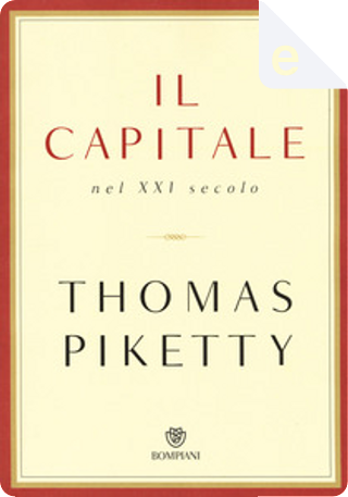Il capitale nel XXI secolo by Thomas Piketty