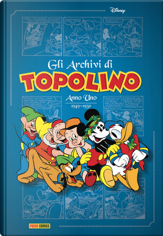 Topolino Classic n. 1 by Bill Walsh, Carl Barks, Chase Craig, Guido Martina