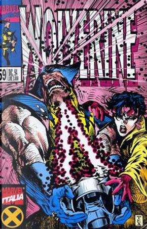 Wolverine n. 59 by Dennis Jensen, James Felder