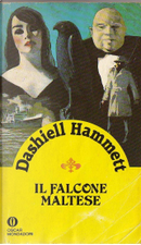 Il falcone maltese by Dashiell Hammett