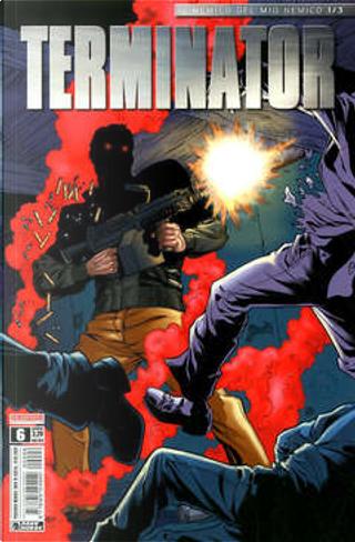 Terminator #6 by Dan Jolley