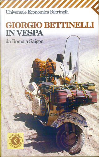 In Vespa by Giorgio Bettinelli