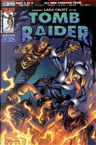 Tomb Raider #23 by John Ney Reiber