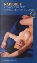 Il diavolo in corpo-Il ballo del conte d'Orgel by Raymond Radiguet