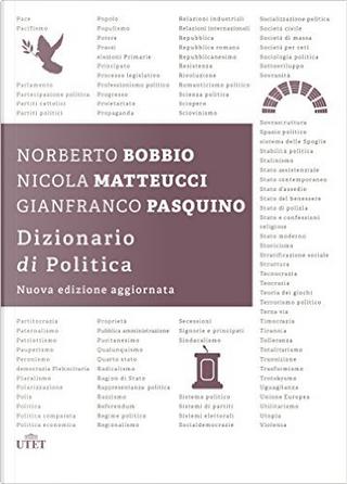 Dizionario di politica by Gianfranco Pasquino, Nicola Matteucci, Norberto Bobbio