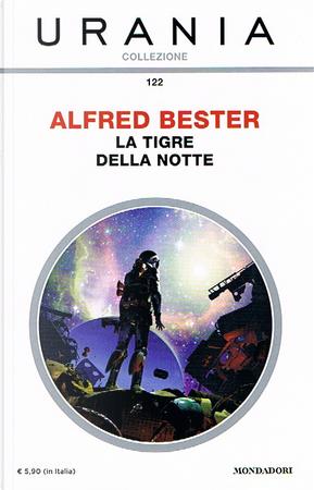 La tigre della notte by Alfred Bester
