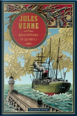 Un capitano di quindici anni by Jules Verne