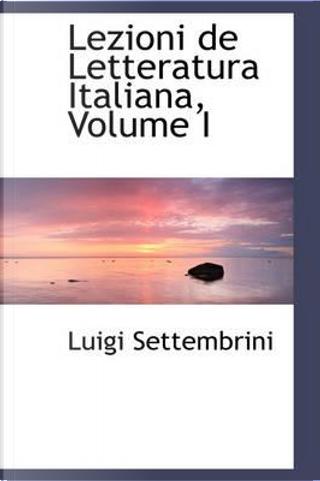 1 by Luigi Settembrini