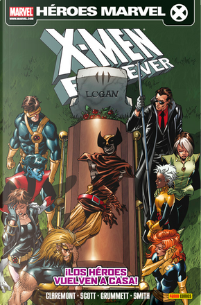 X-Men Forever #2 by Chris Claremont