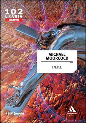 I.N.R.I. by Michael Moorcock