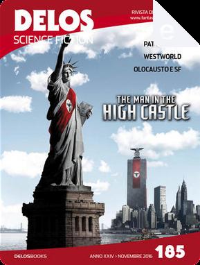 Delos Science Fiction #185 by Arturo Fabra, Carmine Treanni, Michele Tetro, Paolo Agaraff, Sandro Battisti, Valerio Pellegrini