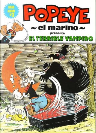 El terrible vampiro by Bud Sagendorf