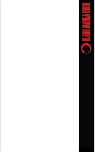 Blank Manga Book by Andrew Frinkle
