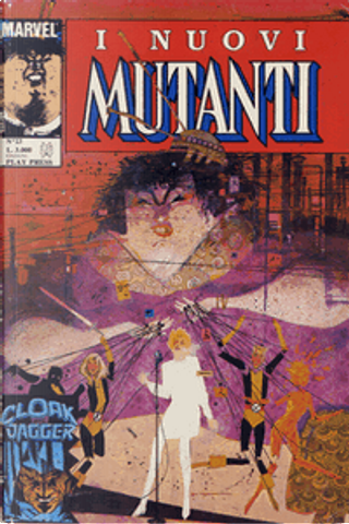 I Nuovi Mutanti n. 23 by Bill Mantlo, Chris Claremont, Sue Flaxman