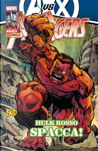 Avengers n. 11 by Brian Michael Bendis, Cullen Bunn, Sean McKeever