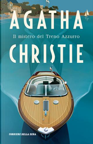 Il mistero del treno azzurro by Agatha Christie