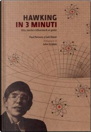 Hawking in 3 minuti by Paul Parsons