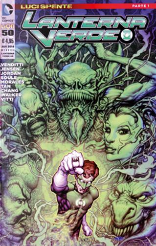 Lanterna Verde #28 (50) by Charles Soule, Justin Jordan, Robert Venditti, Van Jensen