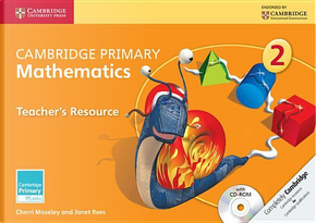 Cambridge Primary Mathematics. Teacher's Resource Book 2. Con CD-ROM by Cherri Moseley