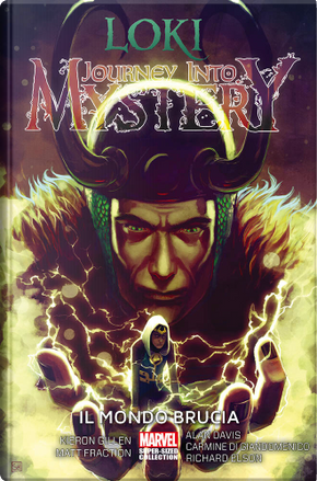Loki: Journey into mystery vol. 3 by Kieron Gillen, Matt Fraction