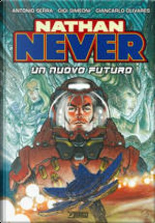 Nathan Never by Antonio Serra