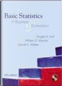 Basic Statistics for Business and Economics with Student CD-ROM by Douglas A. Lind, Samuel A. Wathen, William G. Marchal