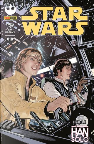 Star Wars #18 by Jason Aaron, Marjorie Liu
