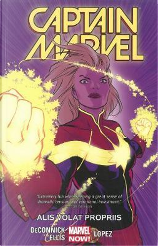 Captain Marvel 3 by Kelly Sue DeConnick