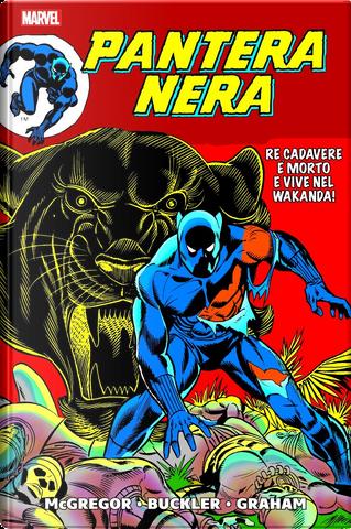 La rabbia della Pantera Nera by Don McGregor