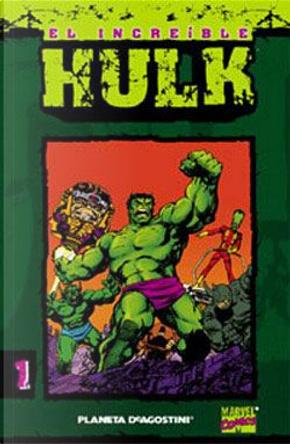 El Increíble Hulk. Coleccionable #1 (de 50) by John Byrne, Peter David