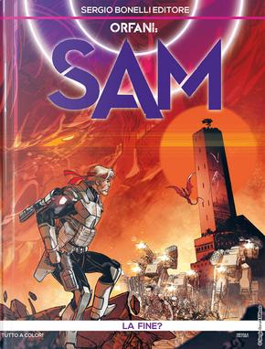 Orfani: Sam n. 11 by Michele Monteleone, Roberto Recchioni