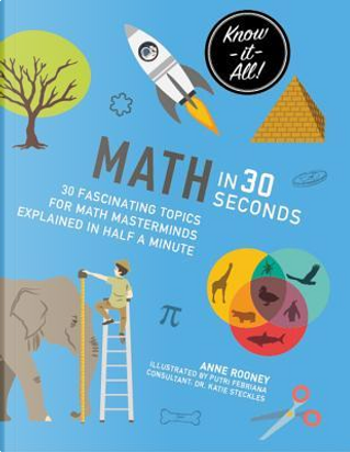 Math in 30 Seconds by Anne Rooney