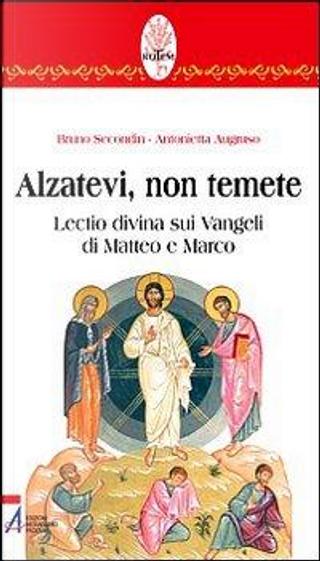 Alzatevi, non temete. Lectio divina sui Vangeli di Matteo e di Marco by Bruno Secondin