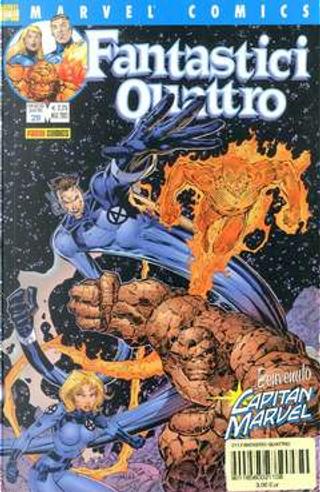 Fantastici Quattro n. 211 by Carlos Pacheco, Jeph Loeb, Peter David