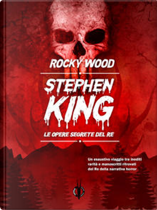 Stephen King by Rocky Wood