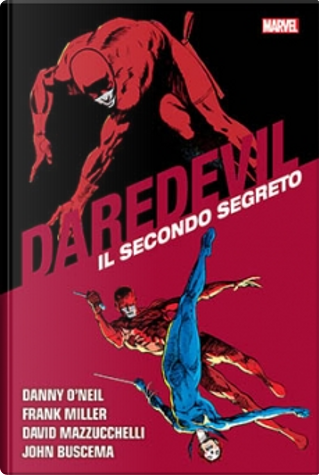 Daredevil Collection vol. 10 by Dennis O'Neil, Frank Miller
