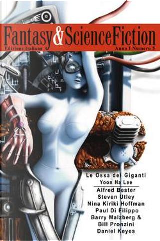 Fantasy & ScienceFiction, Anno1, n. 5 (novembre 2013) by Alfred Bester, Barry N. Malzberg, Bill Pronzini, Daniel Keyes, Nina Kiriki Hoffman, Paul Di Filippo, Yooh Ha Lee